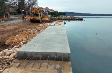 betonirana riva