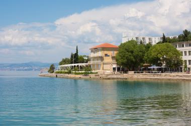 Omišalj - Hotel Jadran