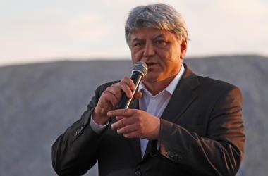Župan Zlatko Komadina