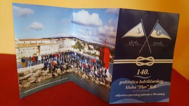 Jedriličarski klub Plav, Krk