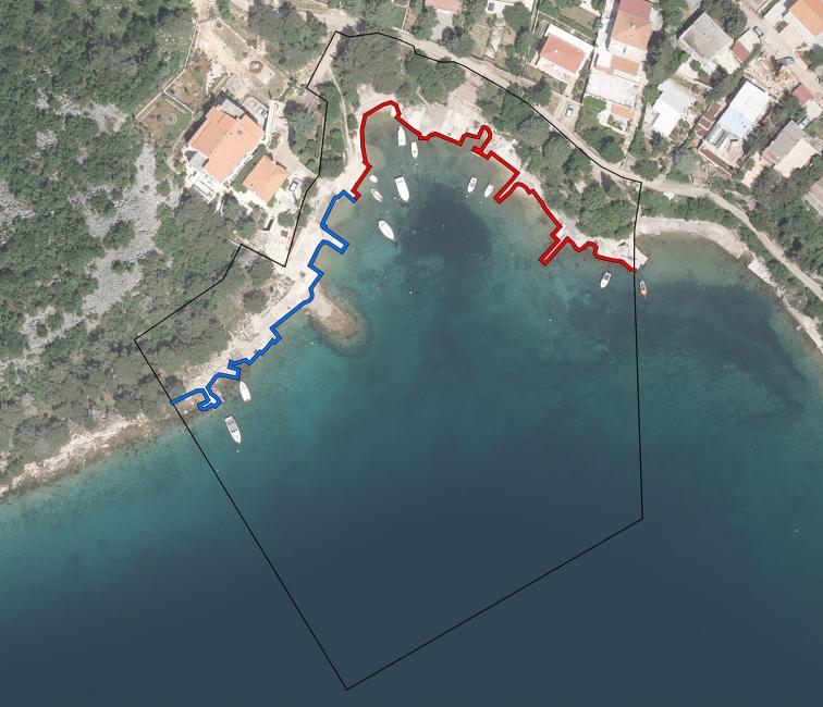 Luka Omišalj - bazen Lučica