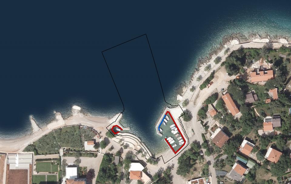 Luka Rova - Malinska - otok Krk