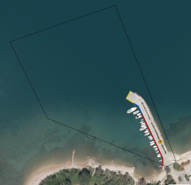 Luka Soline - Dobrinj - otok Krk